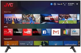 JVC Smart 98 cm (39 inch) HD Ready LED TV - LT-39N3105C