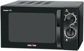 Kenstar 20 ltr Grill Microwave Oven - KM20GSCN-MGZ , Black