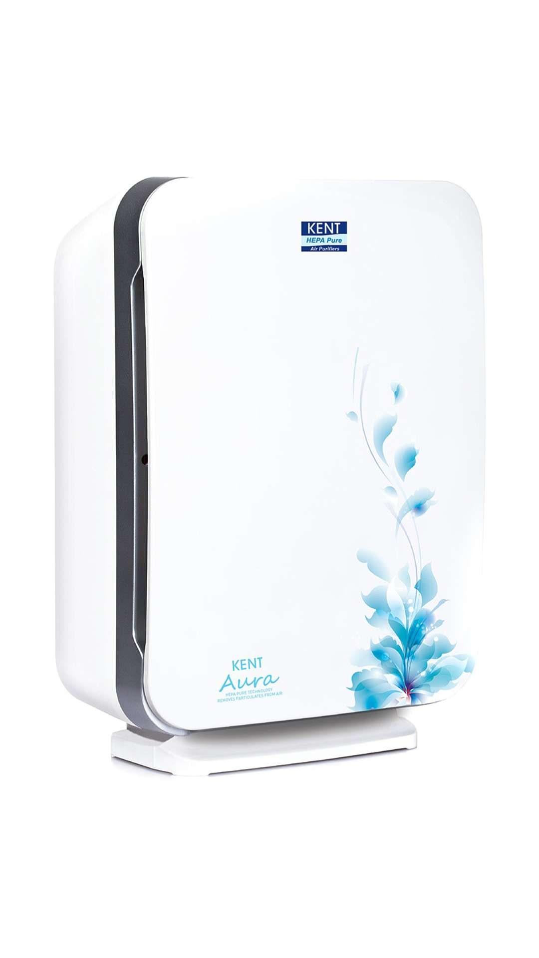Kent Aura Floor Console Air Purifier (White)