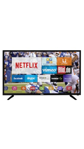 buy kodak 102 cm 40 full hd smart led tv 40fhdxsmart online at low prices in india. Black Bedroom Furniture Sets. Home Design Ideas