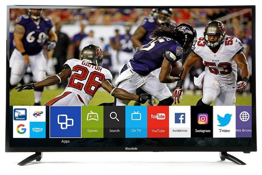 KODAK 40FHDXSMART 40 Inches Full HD LED TV