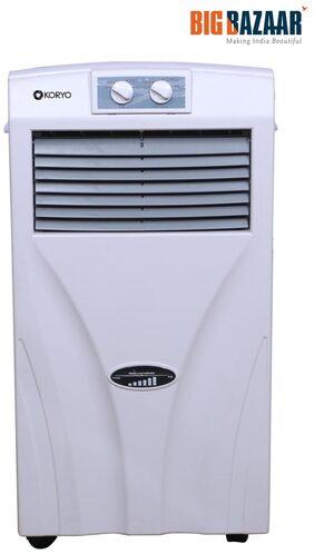 Koryo KAC30PCH 30 L Personal Air Cooler (White)