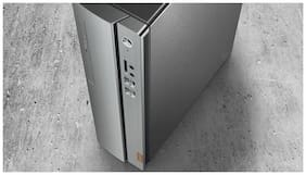 Lenovo Ideacentre 510S Desktop (Core i3  (7th Gen)/4GB DDR4/1 TB HDD/Without LED/DOS)  (90GB000QIN) (Silver)