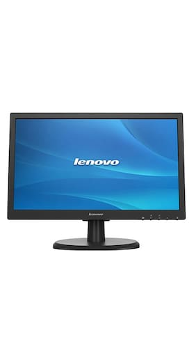 buy lenovo li1931e 47 cm 18 5 inch backlit lcd online at low prices in india. Black Bedroom Furniture Sets. Home Design Ideas