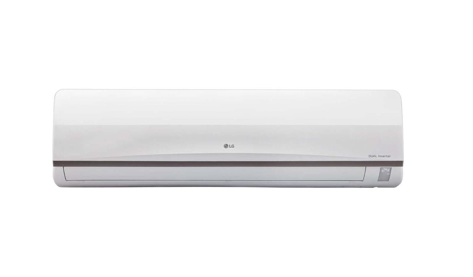 LG 1.5 Ton 3 Star (2017) Inverter Split AC (JS-Q18SPXD White)