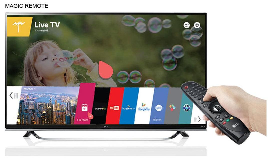 LG Smart 108 cm (43 inch) Full HD LED TV - 43LF6310