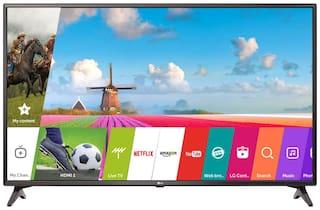 LG Smart 109.22 cm (43 inch) Full HD LED TV - 43LJ554T