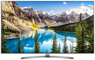 LG Smart 109.22 cm (43 inch) 4K (Ultra HD) LED TV - 43UJ752T