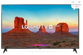 LG Smart 109.22 cm (43 inch) 4K (Ultra HD) LED TV - 43UK6560PTC