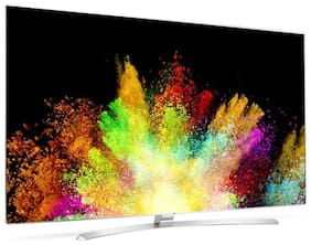 LG Smart 124.46 cm (49 inch) 4K (Ultra HD) LED TV - 49UH850T