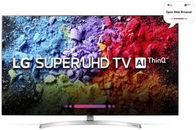 LG Smart 123 cm (49 inch) 4K (Ultra HD) LED TV - 49SK8500PTA