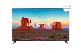 LG Smart 127 cm (50 inch) 4K (Ultra HD) LED TV - 50UK6560PTC