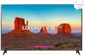 LG Smart 139.7 cm (55 inch) 4K (Ultra HD) LED TV - 55UK6360PTE