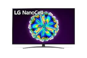 LG Smart 139.7 cm (55 inch) 4K (Ultra HD) LED TV - 55NANO86TNA