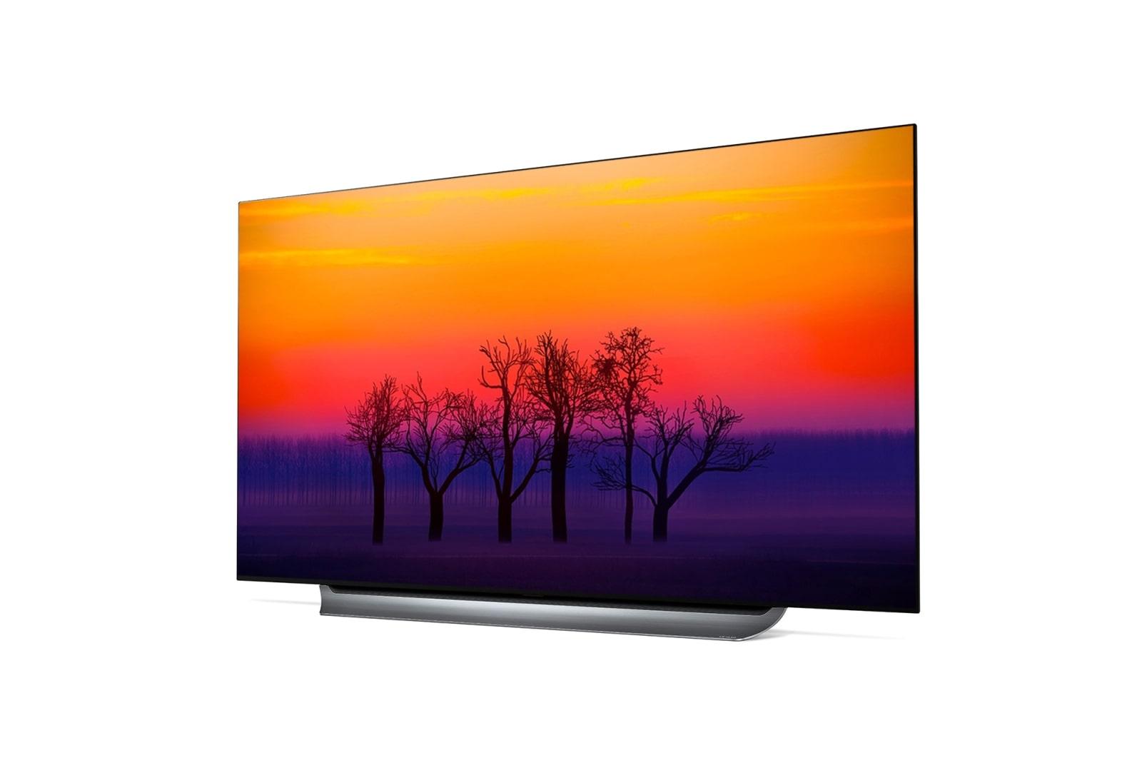 LG 65 Inches Ultra HD (4K) OLED Smart TV (OLED65C8PTA)