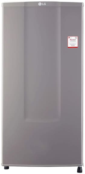 LG 185 L 1 star Direct cool Refrigerator - GL-B181RDGB , Dim grey