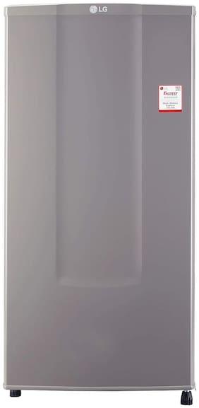 LG 185 L 1 star Direct cool Refrigerator - GL-B181RDGB , Dim grey