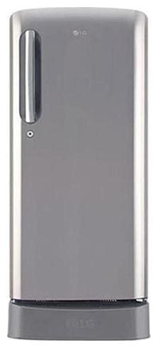 LG 190 L 5 star Direct cool Refrigerator - GL-D201APZY , Shiny steel