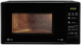 LG 20 ltr Grill Microwave Oven - MH2044DB , Black