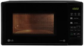 LG 20 L Grill Microwave Oven (MH2044DB  Black)