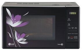 LG 20 L Solo Microwave Oven ( Ms2043bp , Floral )