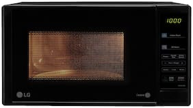 LG 20 ltr Solo Microwave Oven - MS2043DB , Black