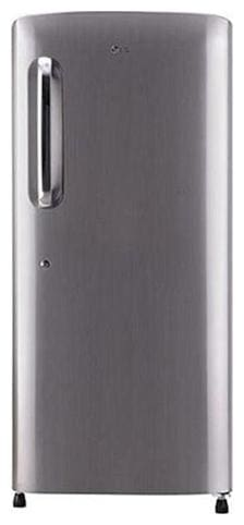 LG 215 L 5 star Direct cool Refrigerator - GL-B221APZY , Shiny steel
