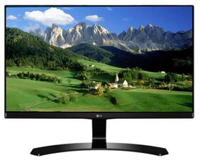"LG 22MP68VQ 22"" Full HD IPS SLIM LCD MONITOR"