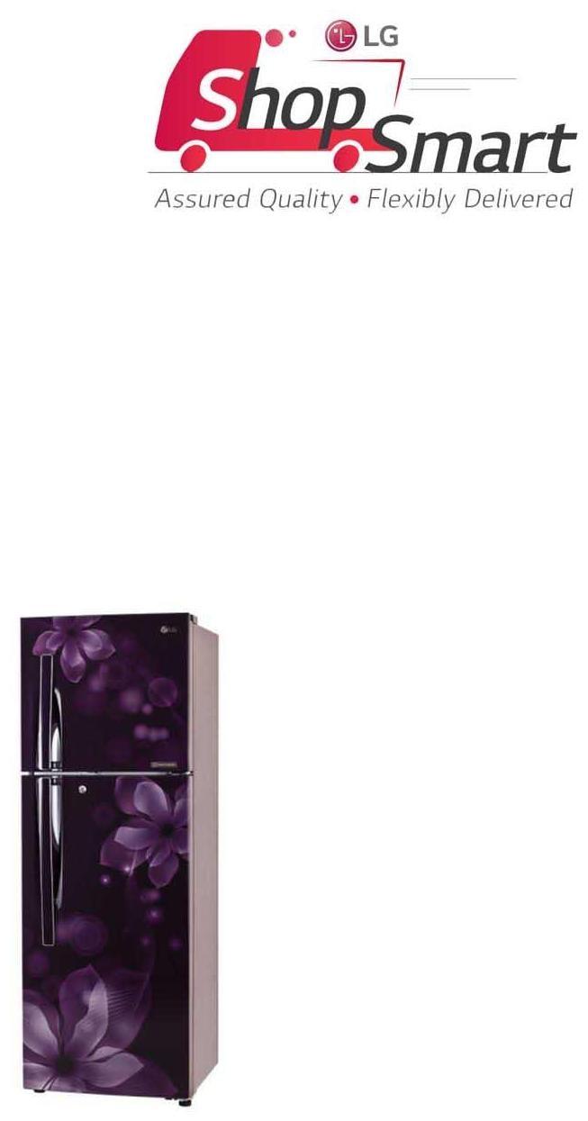 LG GL I292RPOY 260Ltr Double Door Refrigerator