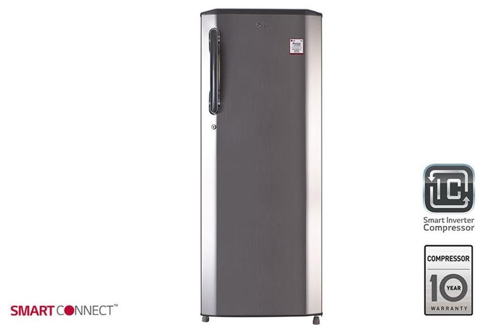 LG GL B281BPZX 270Ltr Single Door Refrigerator