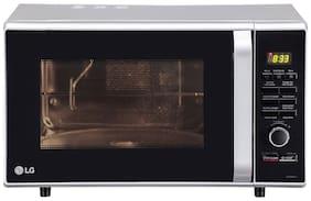 LG 28 l Convection Microwave Oven - MC2886SFU , Silver