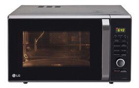 LG 28 L Convection Microwave Oven (MJ2886BFUM, Black)