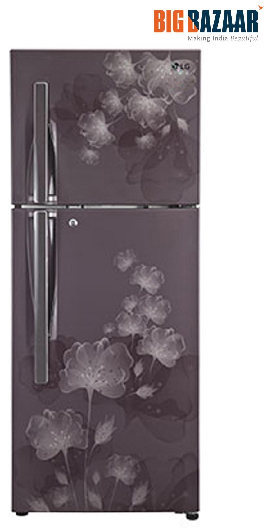 LG GL I302RGFL 284Ltr Double Door Refrigerator