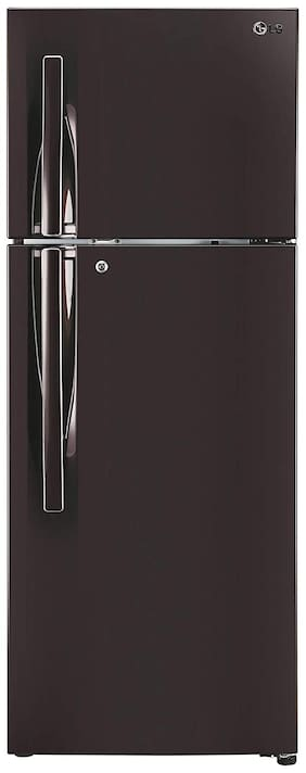 LG 284 L 3 star Frost free Refrigerator - GL-T302RRS3 , Russet sheen