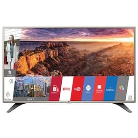 "LG 80 cm (32"") HD/HD Ready Smart LED TV 32LH602D"