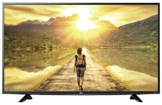 LG Smart 109 cm (43 inch) 4K (Ultra HD) LED TV - 43UF640T