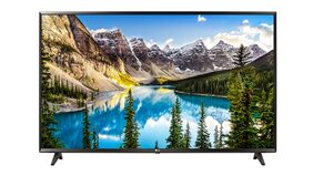 LG 123 cm (49 inch) 49UJ632T 4K (Ultra HD) Smart LED TV