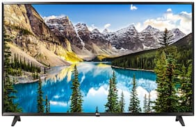 LG Smart 123 cm (49 inch) 4K (Ultra HD) LED TV - 49UJ632T