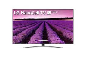 LG Smart 139.7 cm (55 inch) 4K (Ultra HD) LED TV - 55SM8100PTA