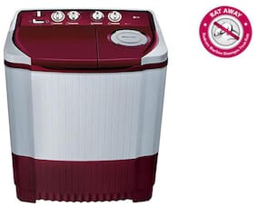 LG 6.2 Kg Semi automatic top load Washing machine - P7255R3FA