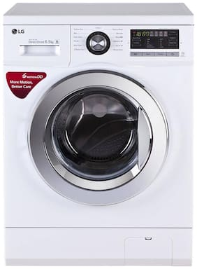LG 6.5 Kg Fully automatic front load Washing machine - FH096WDL23