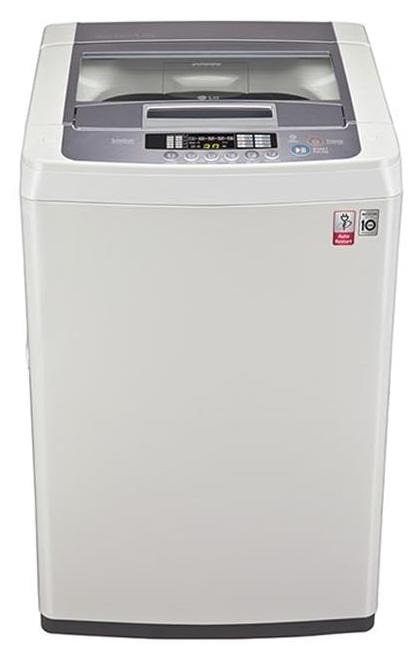 LG T7569NDDL 6.5KG Fully Automatic Top Load Washing Machine