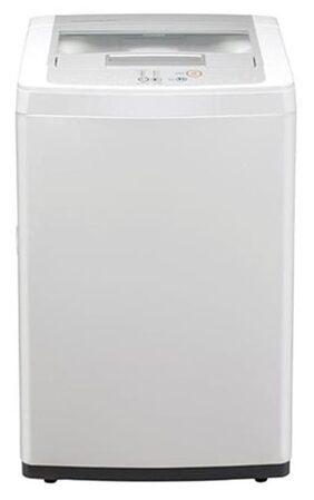 LG 6 Kg Fully Automatic Top Load Washing Machine (T7071TDDL, Cool Grey)