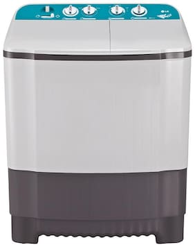 LG 6 Kg Semi automatic top load Washing machine - P7001R3F , Dark blue