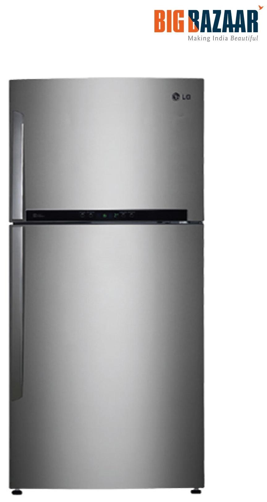 LG GR M772HLHM 606Ltr Double Door Refrigerator