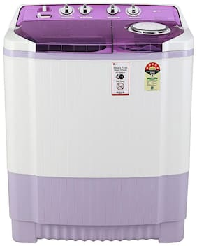 LG 7.5 Kg Semi automatic top load Washing machine - P7535SMMZ , Mauve