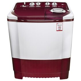 LG 7 Kg Semi Automatic Top Load Washing Machine ( P8053r3sa , Burgundy )
