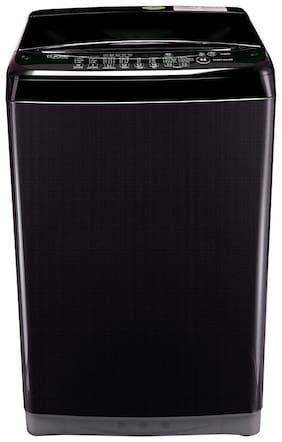 LG 8 Kg Fully automatic top load Washing machine - T9077NEDLK , Black knight/black