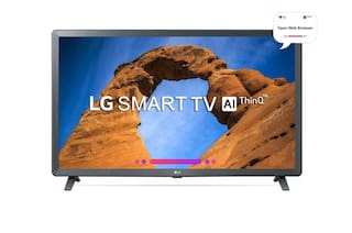 LG Smart 81.28 cm (32 inch) HD Ready LED TV - 32LK616BPTB