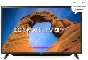 LG Smart 80 cm (32 inch) HD Ready LED TV - 32LK628BPTF